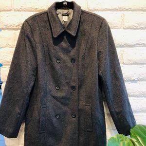 J.Crew Wool Peacoat Size 14
